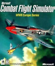 Microsoft Combat Flight Simulator WWII Europe Series - Windows PC Computer Game