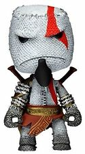 Little Big Planet KRATOS Sackboy 5in. Action Figure God of War Neca Toys FREE S/