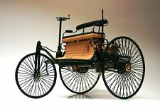 1 st Car -- 12 Years Before Henry Ford's Model T -- A Vintage Antique Classic 24