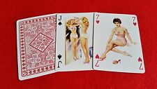 Sexy Retro Vintage Pin Up Playing Cards Deck / Pack 1950's Iconic Designs NEW