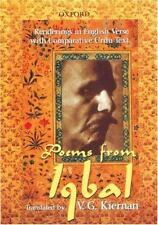 Poems from Iqbal : Renderings in English Verse with Comparative Urdu Text by...