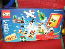 LEGO 2016 Special Edition CHRISTMAS BUILD UP Holiday 24 in 1 Building Toy