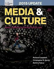 Media and Culture with 2015 Update: An Introduction to Mass Communication, Fabos