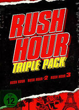 DVD-BOX NEU/OVP - Rush Hour - Triple Pack - Rush Hour 1, 2 & 3
