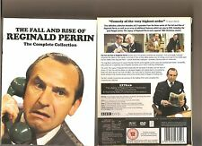 THE FALL AND RISE OF REGINALD PERRIN COMPLETE COLLECTION DVD ROSSITER RETRO 70S