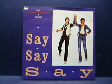 MICHAEL JACKSON / PAUL MCCARTNEY Say say say 1652527 Ouverture par le haut