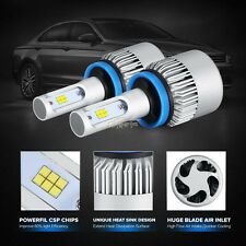 252W 25200LM H11 H8 H9 Philips Car LED Headlight KIT Replace Halogen Xenon 6500K