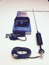 CB Radio Starter Pack Kit Team TS-9M + Mini Stinger CB Antenna & Body Mount