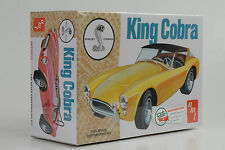 Shelby King Cobra 289 Roadster Kit Bausatz 1:25 AMT 793/12