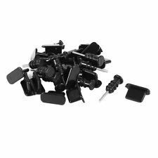 15set Anti Dust Micro USB Headset Plug Cover Stopper for iPhone 5 5S LW