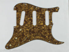 SCRATCH PLATE Pickguard to fit USA/Mex STRATOCASTER Strat in 17 Colours