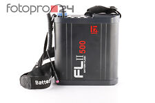 Jinbei fl II 500 Porty Power Pack relámpago generador on location + Top (44171695)