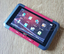 "NUOVO EVO ROSSO 16GB MP3 MP4 MP5 Player-Direct Play 3 ""schermo video musica + più"