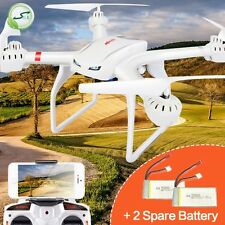 MJX X101 FPV RC Drones Quadcopter +C4008 wifi FPV HD Camera+2 Spare Batteries