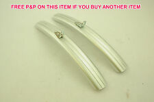 70's,80's,90's RACING SPORTS BIKE CRO-MO PLASTIC SHORTIE MUDGUARDS BRITISH MADE