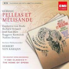 Debussy: Pelleas et Melisande 2009 by Claude Debussy; Herbert von Kara eXLibrary