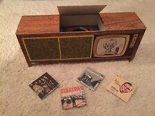VTG BARBIE CARDBOARD TV CONSOLE DREAM HOUSE FURNITURE ACCESSORIES