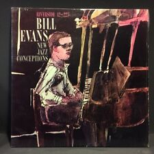 Bill Evans - New Jazz Conceptions Riverside RM 12-223 Mono IN SHRINK! mic & reel