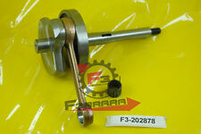 F3-22202878 Albero Motore CIAO SI Bravo Piaggio Ciclomotori Spinotto 12 mm