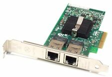 Dell X3959 0X3959 Intel 1000PT PCI-E NIC Dual Port Gigabit Network Card Adaptor