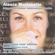 Supposed Former Infatuation Junkie [Australia Tour Edition] by Alanis Morissett…