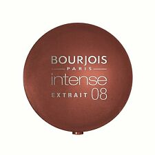 Bourjois Little Round Pot Intense Eye Shadow - 08 Brun Sienne