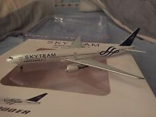 Flightline 1/400 Air France Boeing 777-300ER Skyteam F-GZNE die cast metal model