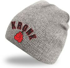 Kronk Boxing Detroit Gloves beanie hat Heather grey One size