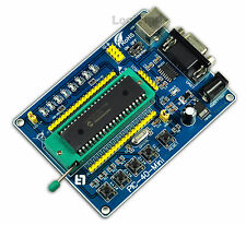 Logifind PIC Development Board PIC-40-MINI + PIC18F4550 Learning board USB DEMO
