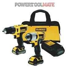 Dewalt DCK211C2 XR 10.8v Drill & Impact Driver Kit c/w 2x 1.3Ah batts *IN STOCK*