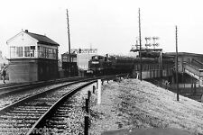 LNWR 0-6-2t Willesden Junction Rail Photo