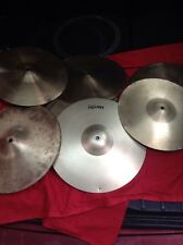 Free P&P. A Trashy Splash Cymbal. Good Stacker.  for Drum Kit.
