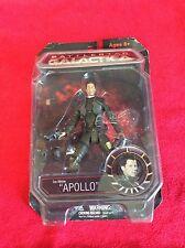 Battlestar Galactica Figura De Acción-Lee Adama Apollo *** *** salvado de nuevo en caja
