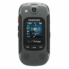 New other Samsung SCH U680 Convoy 3 Cell Phone Verizon Rugged waterproof PTT