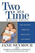 Two at a Time - Having Twins : The Journey Through Pregnancy and Birth by...