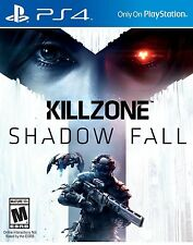 PLAYSTATION 4 PS4 GAME KILLZONE SHADOW FALL BRAND NEW & FACTORY SEALED