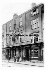 pt8474 - Angel & Royal Hotel , Doncaster , Yorkshire - photograph 6x4