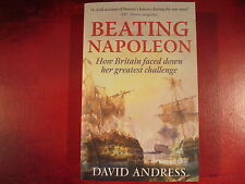 DAVID ANDRESS - `BEATING NAPOLEON` - EXCELLENT CONDITION