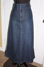 Awesome! OLD NAVY DENIM JEAN SKIRT SIZE 20