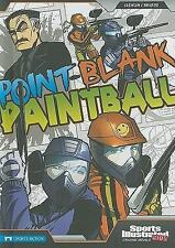 Point-Blank Paintball (Sports Illustrated Kids Graphic Novels), Maese, Fares, Es