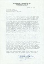 Major General BRIARD P. JOHNSON Signed Letters