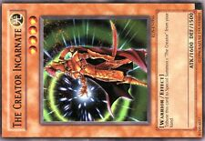 Ω YUGIOH CARTE NEUVE Ω SHORT PRINT RDS-EN006 THE CREATOR INCARNATE
