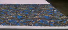 "MC 2 BLUE HUNTING CAMO TRUE TIMBER 60""W 1.2OZ NON WOVEN SOFT CAMOUFLAGE FABRIC"