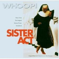 OST/SISTER ACT CD SOUNDTRACK 14 TRACKS NEU