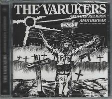 THE VARUKERS - ANOTHER RELIGION ANOTHER WAR - (still sealed cd) - WW0060CD