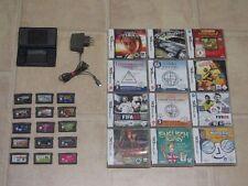 Nintendo DS Lite mit Zubehörpaket + 4 Gratis Spiele