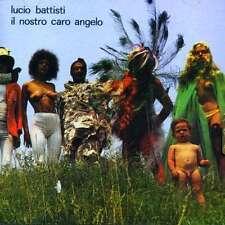 Il Nostro Caro Angelo - Lucio Battisti CD NUMERO UNO
