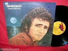TIM BUCKLEY Look at the fool LP 1973 ITALY Mint-