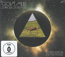 GOV´T MULE dark side of the mule ltd. Edition 3CD + DVD NEU OVP