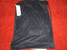 PALACE SKATEBOARDS X ADIDAS GYMSACK SHOULDER BAG BACKPACK NAVY BLUE